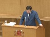 Губернатор Свердловской области Евгений Куйвашев озвучил депутатам ЗакСо бюджетное послание