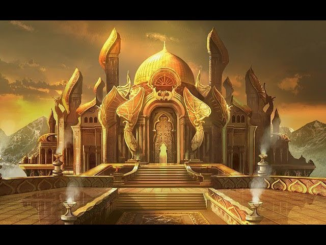 Храм омоложения. Целебная музыка омоложения и обновления