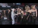 Queen meets One Direction and Girls Aloud at The Royal Variety Performance