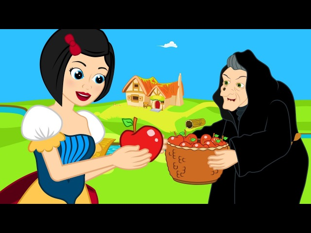 Snow White story Snow White songs | Fairy Tales and Bedtime Stories for Kids