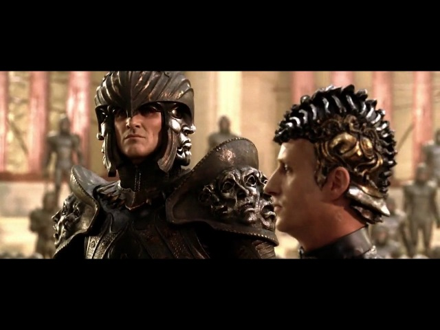 EU NÃO ME CURVO PRA NINGUEM A Batalha de Riddick (Vin Diesel)