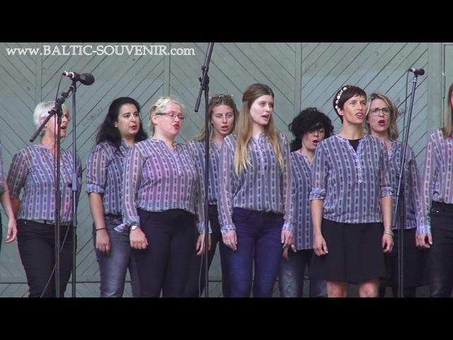 Гран-При Наций 2017, Европейская Олимпиада хоров
