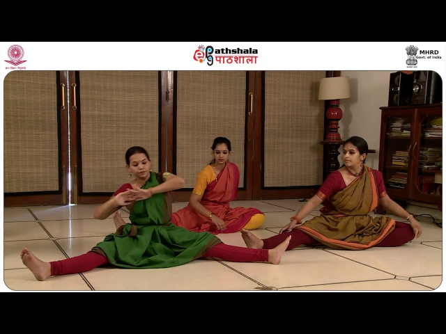 BODY CONDITIONING FOR BHARATANATYAM EXERCISES PERA