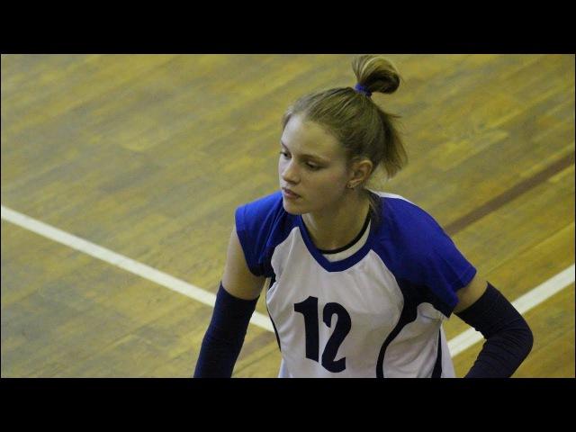 волейбол девушки Метар Челябинск - Динамо Москва