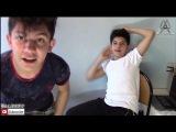 Кто слушает лучше ?  очень смешно  ALISHKO-اليشكوو  YouTube ←