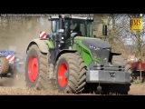 NEW Fendt 1050 Vario bei der Bodenbearbeitung - Tractor of the Year - K