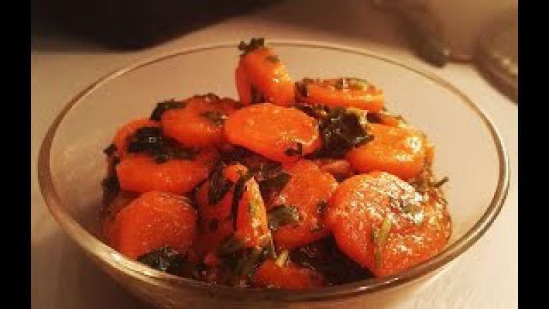 Морковка по-мароккански. От А до Я с Max Malkiel