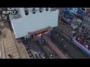 Dying Gull launching scene