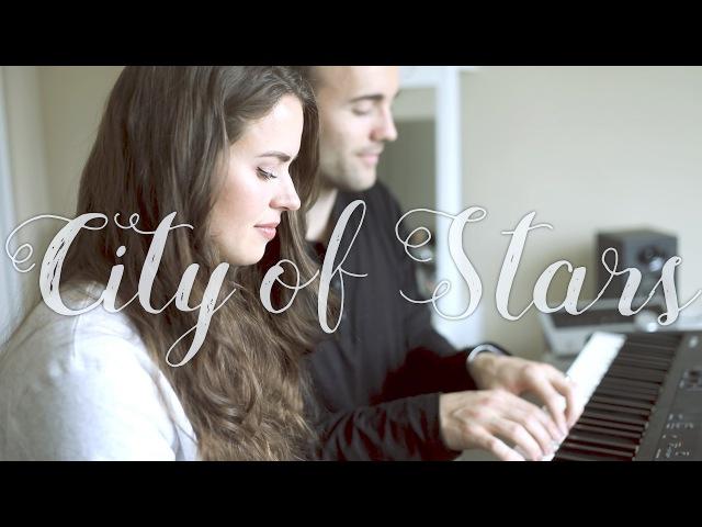 City of Stars (Piano Duet) - La La Land || Kenzie Nimmo feat. Harris Heller