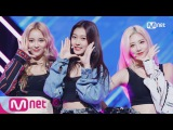 LOONAODD EYE CIRCLE - Girl Front KPOP TV Show M COUNTDOWN 170928 EP.543