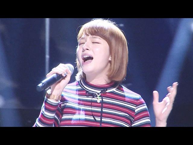 '3년차 가수' 샤넌, 눈물의 도전! 'Jason's Song Gave It Away' 《KPOP STAR 6》 K팝스타6 EP02