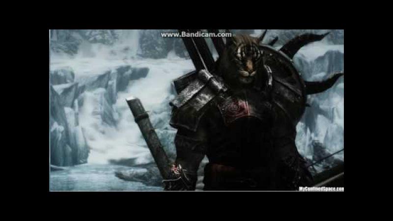 Пестни на тему Skyrim
