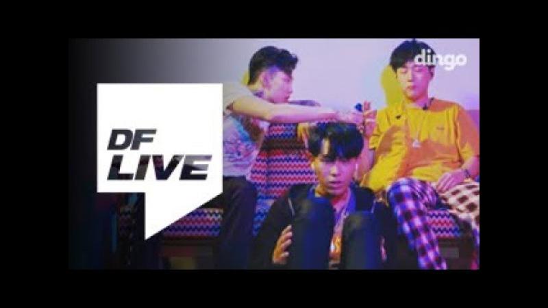 Iffy || Jay Park Sik-K pH-1 || Live || Prod. GroovyRoom [DF LIVE]