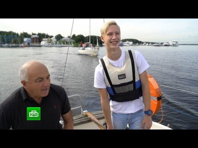 Участники шоу «Ты супер! Танцы» стали юнгами на настоящих яхтах