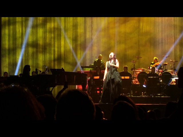 Evanescence: Synthesis LIVE @ Toyota Music Factory, Irving, TX 10/22/17 - 13) Imperfection
