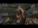 Tetsuya Naito destroys the IWGP Intercontinental Championship