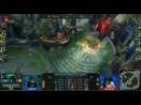CLG vs Team Liquid Game 1 S7 NA LCS Spring 2017 Week 1 Day 2 CLG vs TL G1 W1D2 1080p