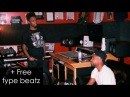 Metro Boomin Making A Beat With Zaytoven