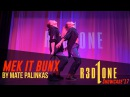 DeeWunn ft Marcy Chin Mek It Bunx Dance Performance by Mate Palinkas ft Lilla Radoci