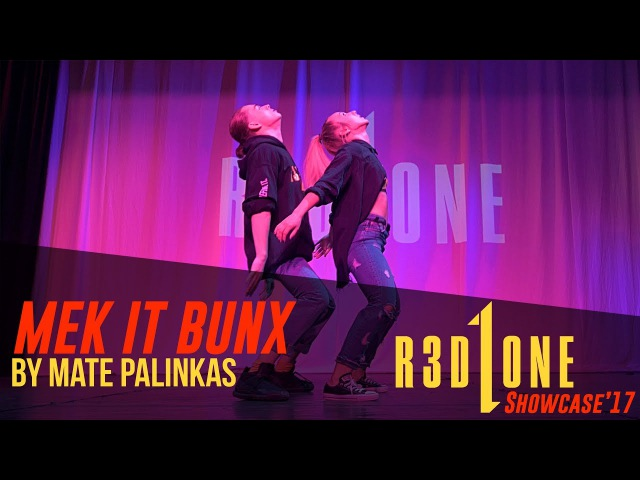 DeeWunn ft Marcy Chin Mek It Bunx Dance Performance by Mate Palinkas ft. Lilla Radoci