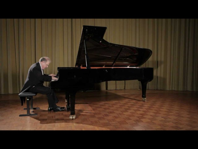 Friedrich Gulda: Play Piano Play Nr. 6 - Toccata - (organo phon)