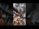 9月12日上午,贵港市迎宾大道一工地板房发生火灾。现场火势迅猛、浓烟 28