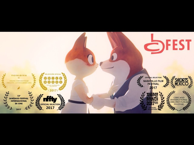 Heres the Plan - Animated Short Film