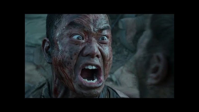 -Эноэга-Банзай!. Наступление Японцев. Фрагмент из фильма. По соображениям совести. 2016.