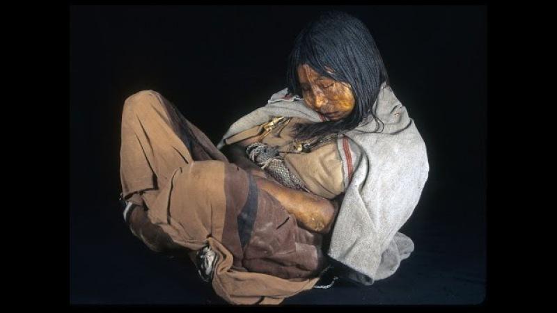 History: Детские мумии инков / Baby Inca mummies (2009)