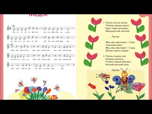 Медок Ирина Конвенан, песенки для самых маленьких ОБЛАКА