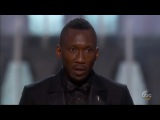 OSCARS 2017 : Mahershala Ali's Oscar Speech For Best Supporting Actor