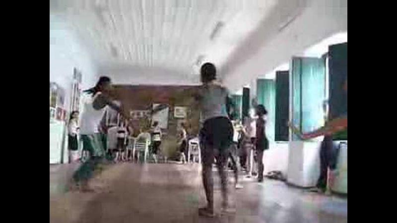 Rosangela Silvestre's Orixa Dance Class