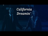 Twin Peaks Cooper  California Dreamin' +3x18