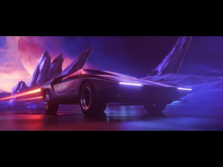 Wice - Star Fighter (Video for the synthwave collection Magnatron 2.0 by New Retro Wave)