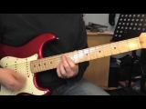 Uptown Funk - Mark Ronson ft. Bruno mars - Guitar Play Along