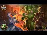HoN Pro Empath Gameplay  Gaia  GreekSwag - Immortal