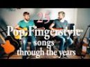 25 Iconic Fingerstyle Songs Through Pop History