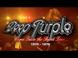 Deep Purple  Come Taste the Band Tour 1975 - 1976 (extended version)
