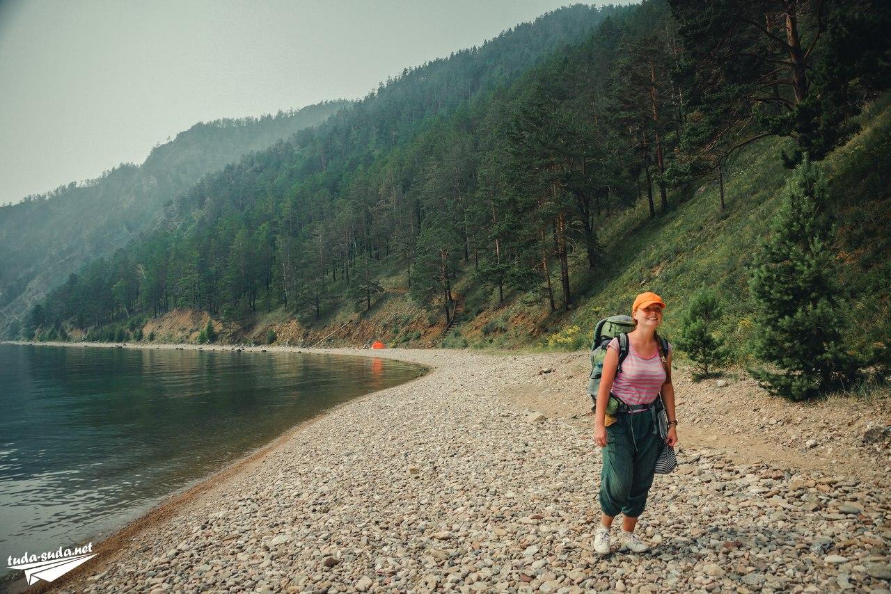 Поход вдоль Байкала