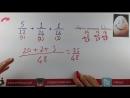 KESİRLER - 6.Sınıf Matematik (CYT)