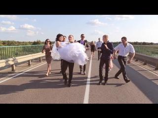 Свадебный клип Александра и Анны