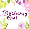 Подарки ручной работы   Blueberry Owl   Самара