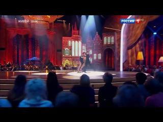 Шариф Мирханов и Анна Долгополова - бальный танец, пасодобль «Espana cani»