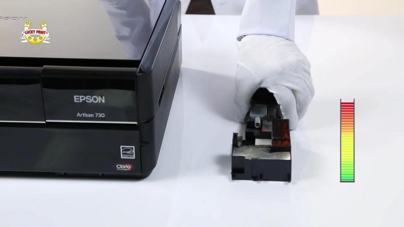 Для чего служит абсорбер в принтере