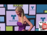 Tara Reid at the 2016 Latin American Music Awards at Dolby Theatre in Hollywood