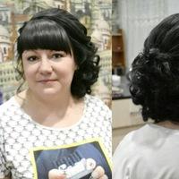 Анкета Ирина Звозская