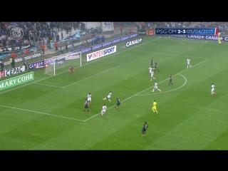 Лучшие голы в ворота Марселя