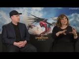 Человек-Паук: Возвращение Домой | Интервью с Эми Паскаль