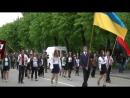 Урочиста хода студентів НВПЕТ у Новограді Волинському