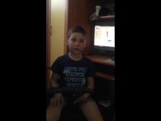 Капотилов Макар, 6 лет